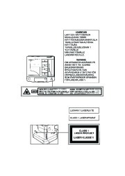 Toshiba E-Studio 161 Printer Copier Owners Manual page 5
