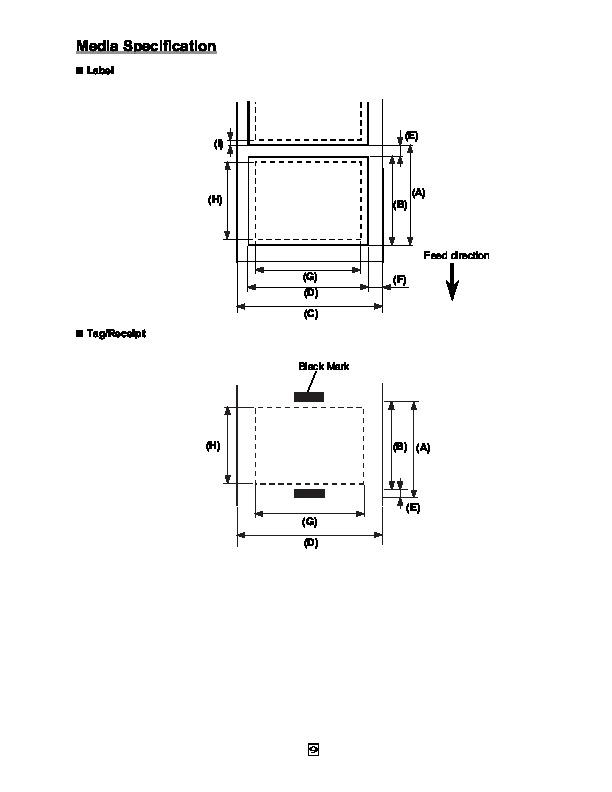 toshiba tec b ep2dl b ep4dl portable printer owners manual rh computer equipment needmanual com Toshiba TEC IBM Toshiba Label Printers