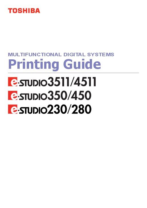 toshiba e studio 350 manual pdf