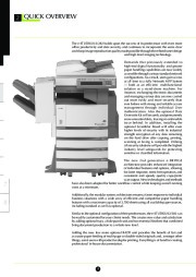 Toshiba E-Studio 232 282 Printer Copier Owners Manual page 4
