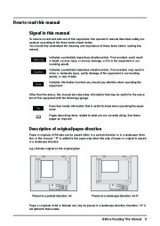 Toshiba E-Studio 166 206 Printer Copier Owners Manual Owners Manual page 7